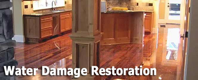 water damage repair orange county